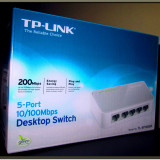 Switch 200 Mbps, 5 - Port, TP-Link