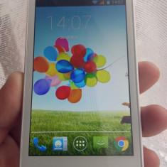 Vand schimb allview a 5 quad impecabil alb 10/10 urgent si ieftin - Telefon Allview, Neblocat