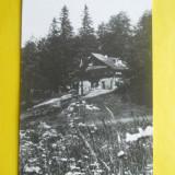 HOPCT 6007 ROMANIA RPR MUNTII BUCEGI -CABANA,, POIANA STINII,, [ CIRCULATA ]