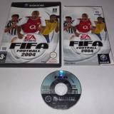 Joc consola Nintendo Gamecube - Fifa Football 2004 - original Altele, Sporturi, 3+, Single player