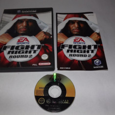 Joc consola Nintendo Gamecube - Fight Night Round 2 - original, Sporturi, 12+, Single player