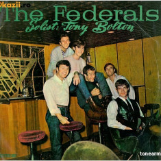 The Federals & Tony Bolton - The Federals & Tony Bolton (Vinyl), VINIL, electrecord