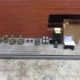 Poarta glisanta - kit complet - Accesorii gradina