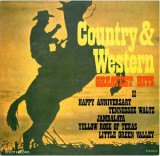 Unknown Artist - Country & Western Greatest Hits II / 2 (Vinyl), VINIL, electrecord