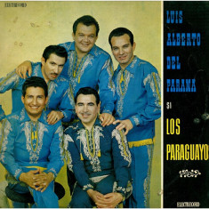 Luis Alberto Del Parana Si Los Paraguayos - In Romania (III) / 3 (Vinyl), VINIL, electrecord