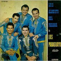 Luis Alberto Del Parana Si Los Paraguayos - In Romania (III) / 3 (Vinyl) - Muzica Latino electrecord, VINIL