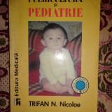 Puericultura si pediatrie ( pentru asistenti medicali)- Traian Nicolae - Carte Pediatrie