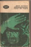 (C5332) LUPUL DE MARE DE JACK LONDON, EDITURA MINERVA, 1970, TRADUCERE DE DAN DUTESCU, Alta editura
