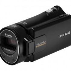 Camera video Samsung HMX-H300BP, Full HD, 2-3 inch, Card Memorie, 30-40x