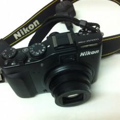 Aparat Foto Marca NIKON COOLPIX P7000 - Aparat Foto compact Nikon, Compact, 10 Mpx, 7x, 3.0 inch