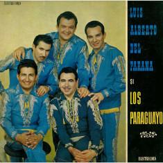 Luis Alberto Del Parana Si Los Paraguayos - In Romania (II) / 2 (Vinyl) - Muzica Latino electrecord, VINIL