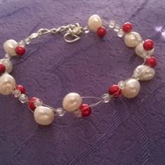 Bratara din perle - Bratara perle