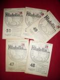 14 nr. Revista Filatelia 1 dec. 1946-15 iul. 1947
