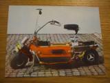 "CP - SCUTER ELECTRIC ""OROLES ESS "" - 1977 - Necirculata fotografie color ,, Europa"