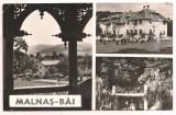 #carte postala(ilustrata)-COVASNA-Malnas Bai