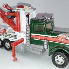 Macheta MACHBOX Superkings Peterbilt Heavy Duty Recovery Truck - Macheta auto Matchbox