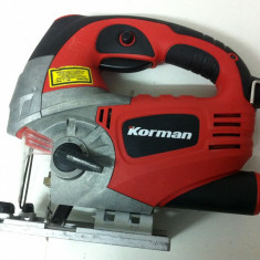 Ferestrau Pendular Marca Korman Fabricatie 2012 - Fierastrau, Fierastrau electric vertical