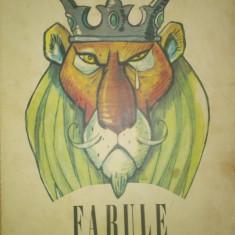 LA FONTAINE FABULE ED. ION CREANGA - Carte educativa