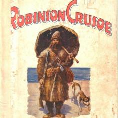 Daniel Defoe - Robinson Crusoe - Carte Basme