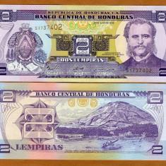Honduras 2 lempiras 2006 - UNC