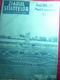 Ziarul Stiintelor 1939 -coperta Manifestatia Strajerilor de Ziua Restauratiei , Telegraf Morse