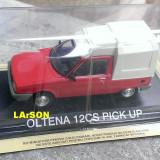 Macheta Oltena 12CS Pick-Up (Oltcit) - DeAgostini Masini de Legenda 72, 1:43