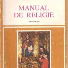 (C5270) MANUAL DE RELIGIE CLASA A III-A DE PREOT DR. IOAN SAUCA, EDITURA INSTITUTULUI BIBLIC SI DE MISIUNE A BISERICII ORTODOXE ROMANE, 1994