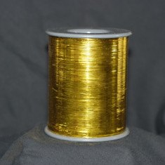 Fir lurex / lame auriu pentru tricotat sau tesaturi - Fire