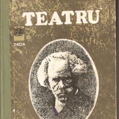 (C5283) TEATRU DE BARBU DELAVRANCEA, EDITURA DACIA, 1982, APUS DE SOARE, VIFORUL, LUCEAFARUL, HAGI TUDOSE - Carte Teatru