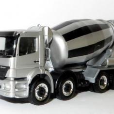 Herpa Mercedes ACTROS betoniera 4 axe 1:87 - Macheta auto