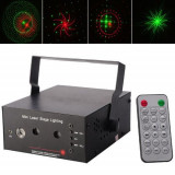 LASER PROFESIONAL CU EFECTE 3D,ROSU+VERDE+LED RGB COLOR,CU MP3 PLAYER STICK USB,BOXA INCORPORATA SI TELECOMANDA.LASER SENZATIONAL.