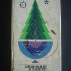 COSTIN STEFANESCU - STATIUNI BALNEARE SI CLIMATERICE DIN ROMANIA * GHID - Ghid de calatorie