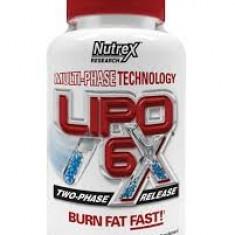 Lipo 6X Nutrex - Produs de Slabit