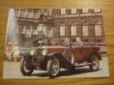 "CP  -- Masina de Epoca * ""SIMSON-SUPRA"" 1925/28   --  Intrg postal color -   necirculata, Fotografie, Europa"