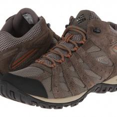 Pantofi sport barbati Columbia Redmond™ Mid Waterproof | 100% originali | Livrare cca 10 zile lucratoare | Aducem pe comanda orice produs din SUA - Ghete barbati
