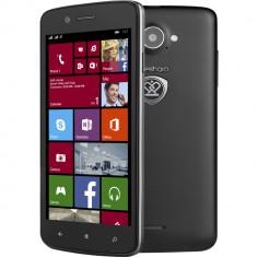 Telefon Prestigio MultiPhone 8500 Dual SIM Black, sigilat, factura si garantie - Telefon mobil Prestigio
