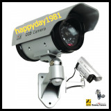 KIT 4 CAMERE  CAMERA FALSA FALSE  DUMMY-IR STICKERE