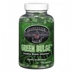 Green Bulge Controlled Labs - Creatina