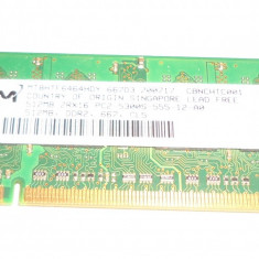 Memorie laptop Apple SODIMM Micron (SINGAPORE) - DDR2 512MB / 667MHz - Memorie RAM laptop
