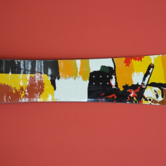 Snowboard Pale Cuba Libre, Rocker - Placi snowboard