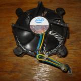 Cooler original pentru procesor intel pe socket LGA 775