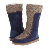 Boots femei SOREL The Campus™ Tall | 100% originali | Livrare cca 10 zile lucratoare | Aducem pe comanda orice produs din SUA - Cizma dama Sorel, Bleumarin