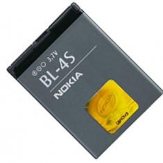 Baterie Nokia 2680 Slide 3600 3710 6208 7100 7020 7610 BL-4S Originala Swap, Li-ion