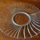 Serviciu de tort din sticla pentru 6 persoane
