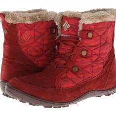 Boots femei Columbia Minx™ Shorty Omni-Heat™ | 100% originali | Livrare cca 10 zile lucratoare | Aducem pe comanda orice produs din SUA - Cizma dama Columbia, Rosu