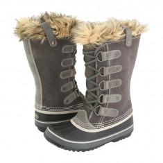 Boots femei SOREL Joan Of Arctic™ II | 100% originali | Livrare cca 10 zile lucratoare | Aducem pe comanda orice produs din SUA - Cizma dama Sorel, Cauciuc, Gri