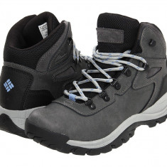 Boots femei Columbia Newton Ridge™ Plus | 100% originali | Livrare cca 10 zile lucratoare | Aducem pe comanda orice produs din SUA - Incaltaminte outdoor