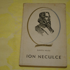 Ion Neculce - Dumitru Velciu - Editura Tineretului - 1968