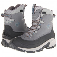 Boots femei Columbia Bugaboot™ | 100% originali | Livrare cca 10 zile lucratoare | Aducem pe comanda orice produs din SUA - Cizma dama Columbia, Gri