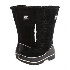 Boots femei SOREL Tivoli™ High II | 100% originali | Livrare cca 10 zile lucratoare | Aducem pe comanda orice produs din SUA - Cizma dama Sorel, Cauciuc, Negru